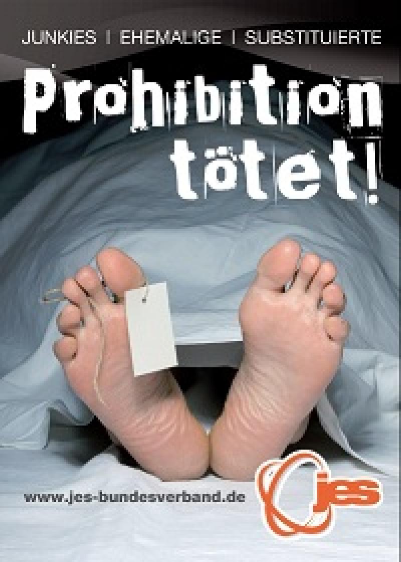 Prohibition tötet!