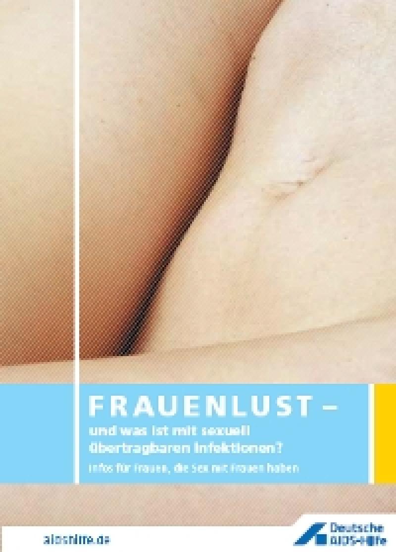 Broschüre Frauenlust