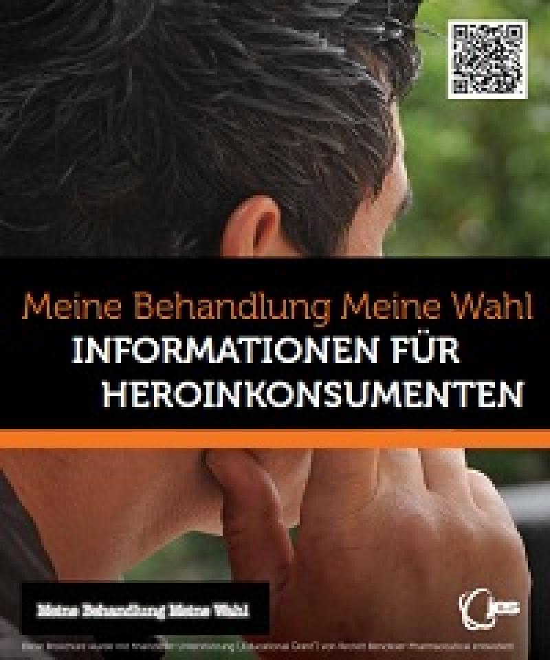 Informationen für Heroinkonsumenten
