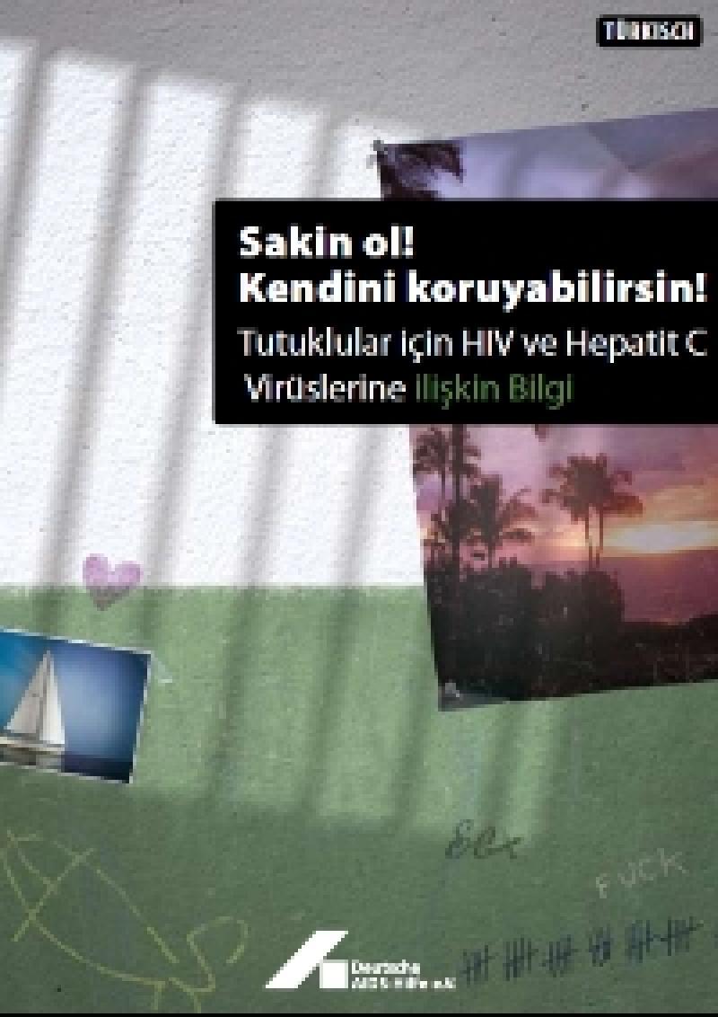 Broschüre Keine Panik! türkisch