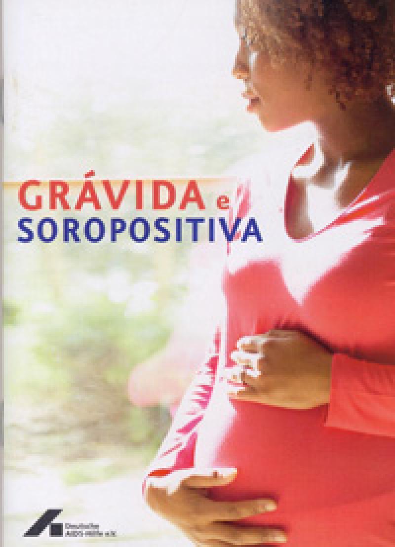 Broschüre Grávida e Soropositiva