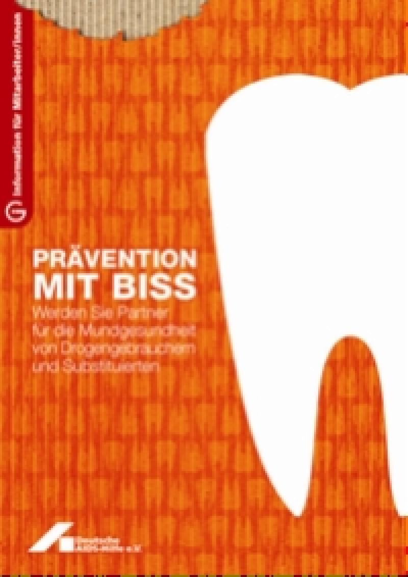 Broschüre Prävention mit Biss