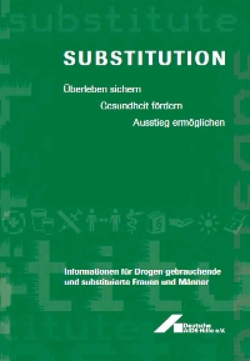 Broschüre Substitution
