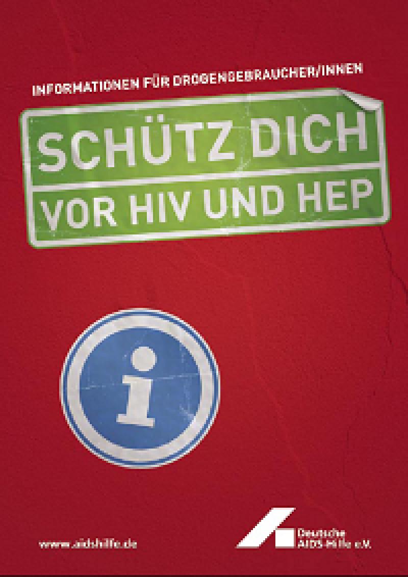 Schütz dich vor HIV und HEP