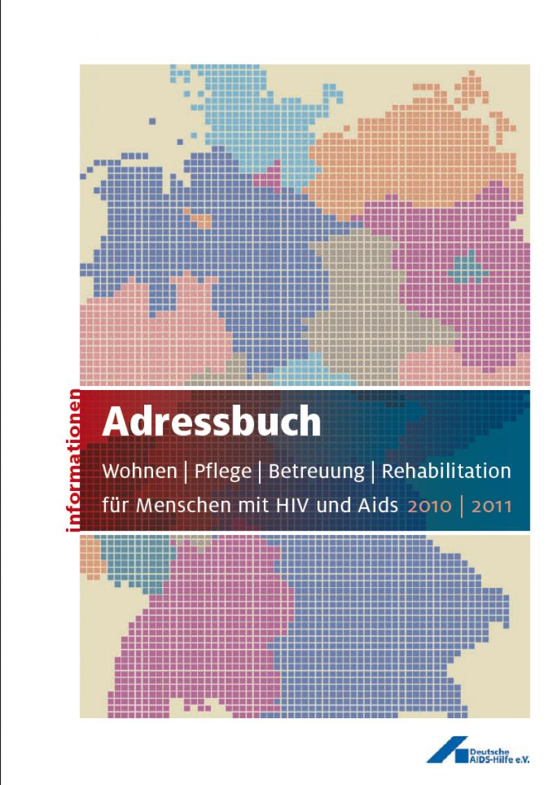 Cover Adressbuch 2010 2011