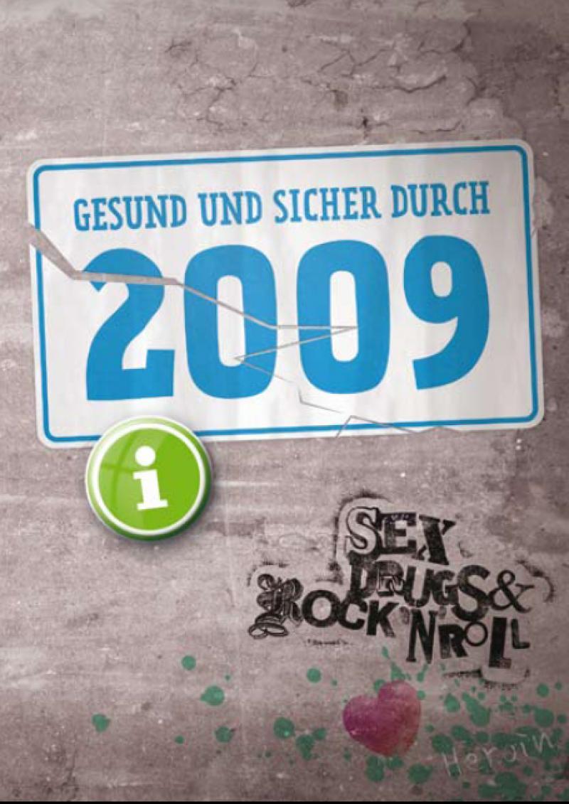 Cover Gesund und sicher durch 2009