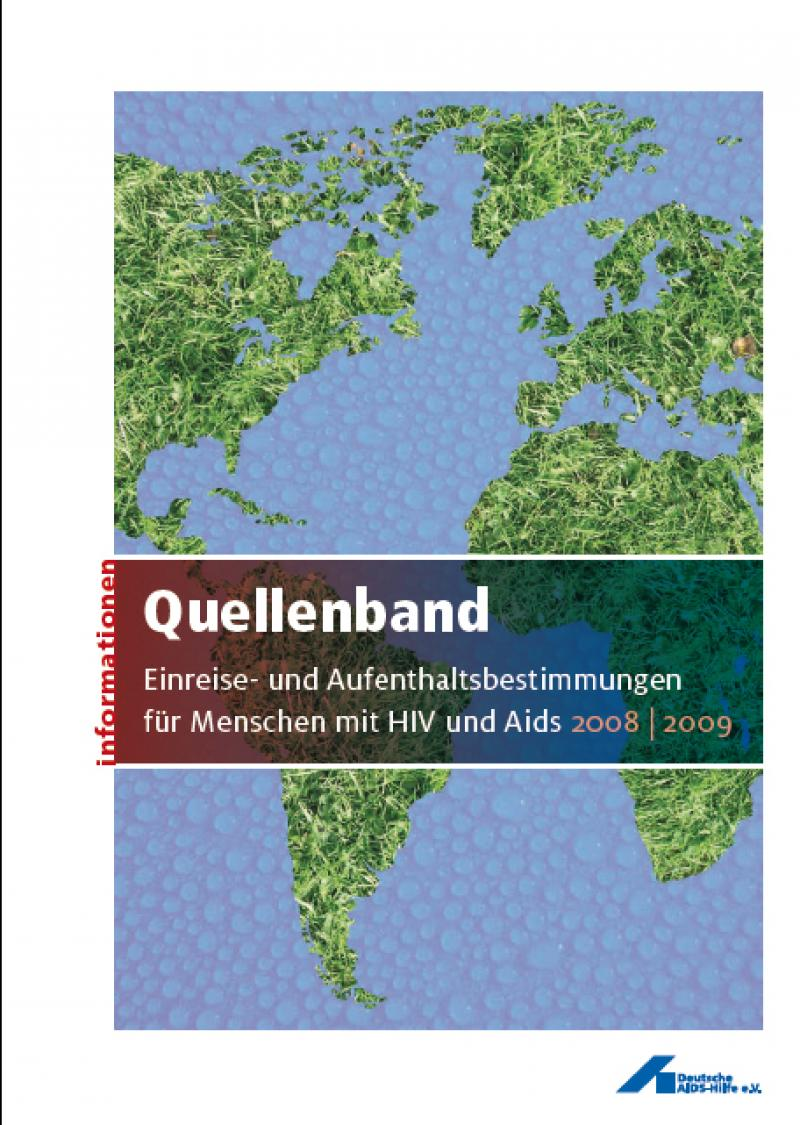 Cover Quellenband 2009