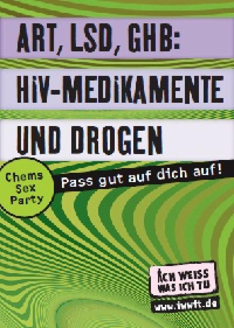 Cover ART, LSD, GHB