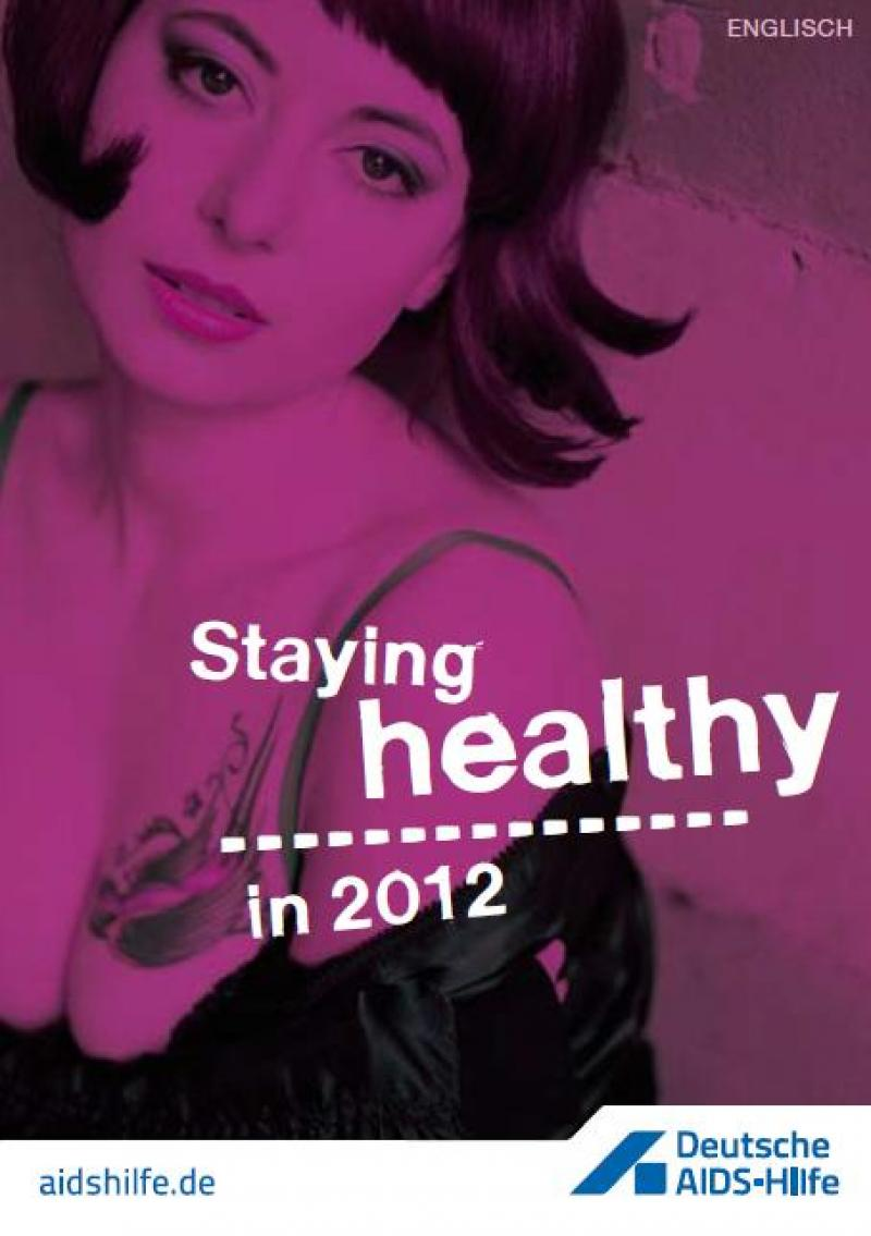 Gesund durchs Jahr 2012 - Englisch