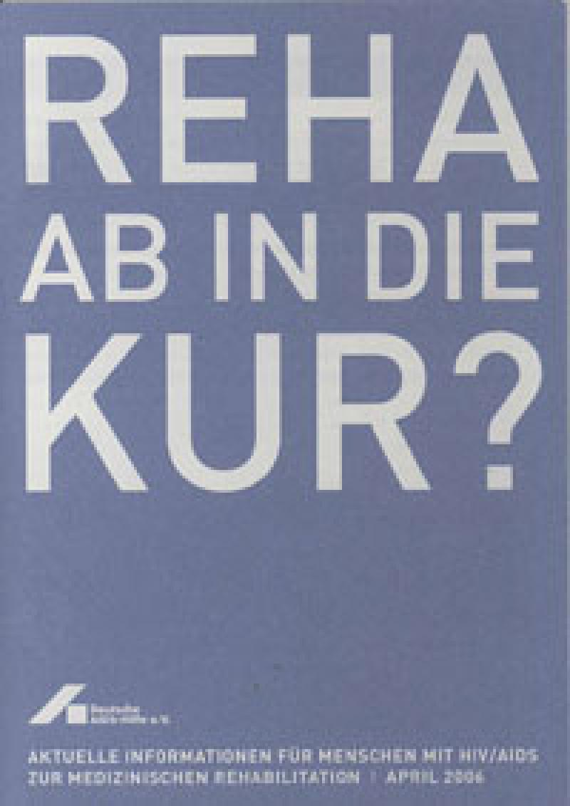 Faltblatt Reha-Ab in die Kur