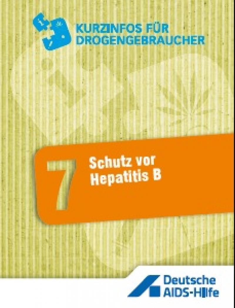 Schutz vor Hepatits B