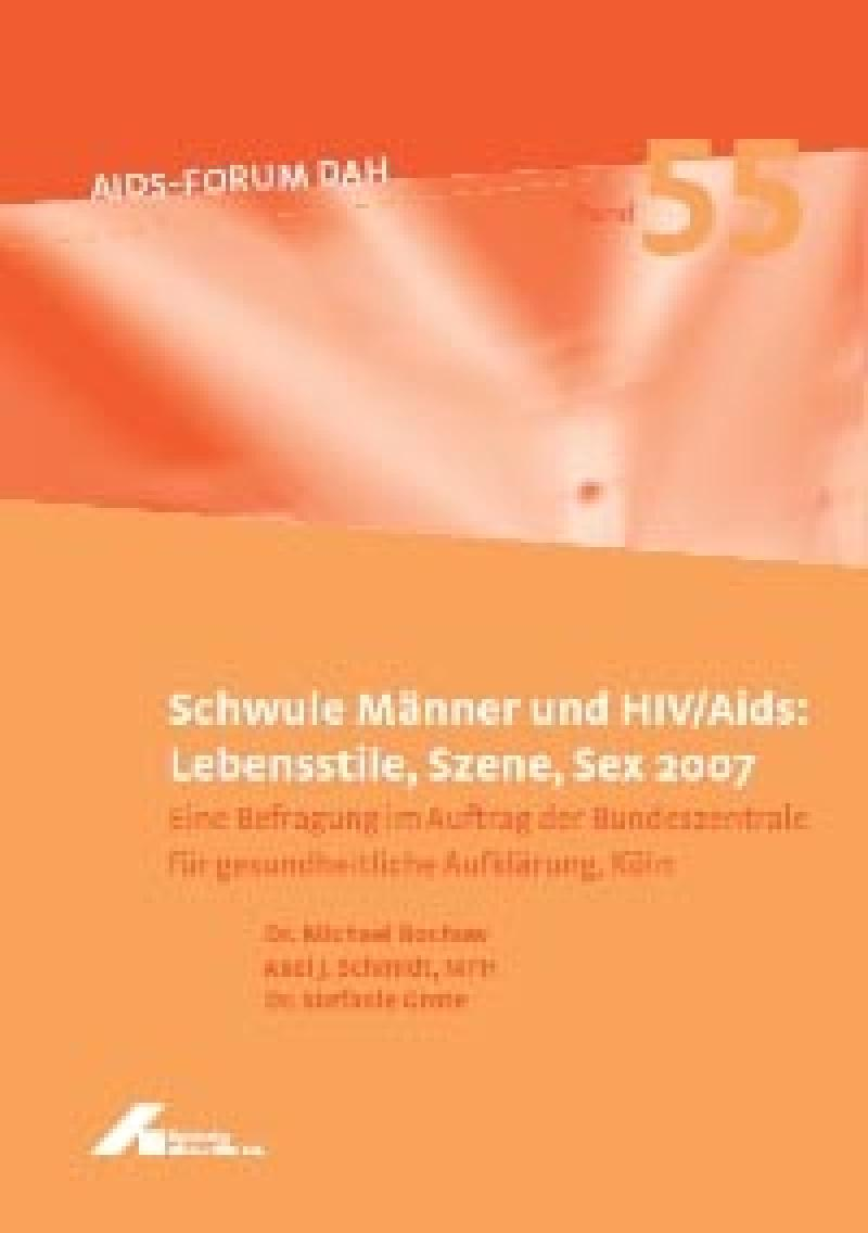 """Forumsband """"Schwule Männer und HIV/Aids 2007"""" Band 55"""