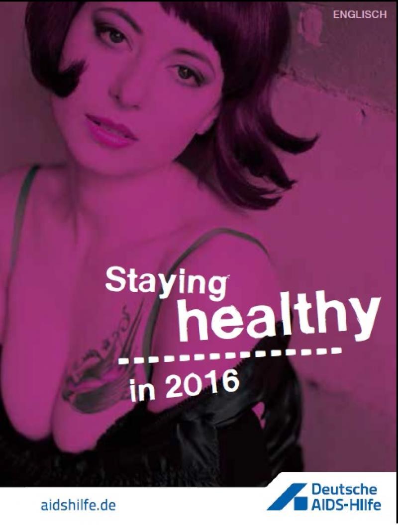 Gesund durchs Jahr 2016 (englisch)