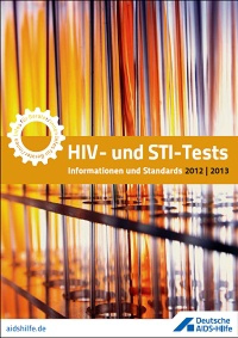 HIV- und STI- Tests 2012|2013