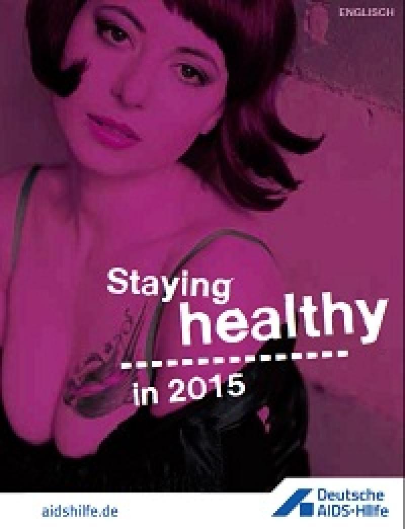 Gesund durchs Jahr 2015 englisch