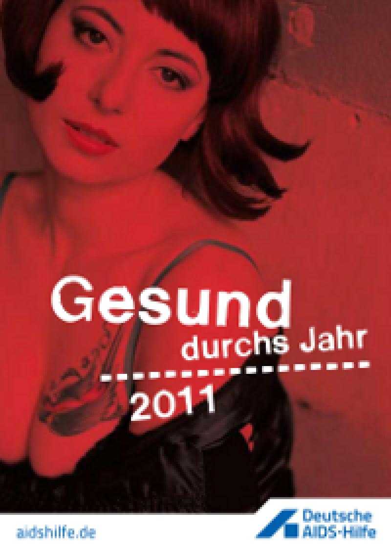 Cover Gesund durchs Jahr 2011