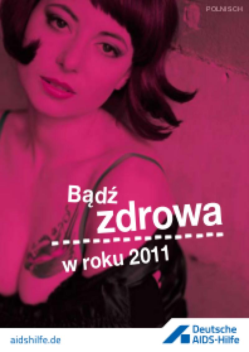 Cover Gesund durchs Jahr 2011 (polnisch)