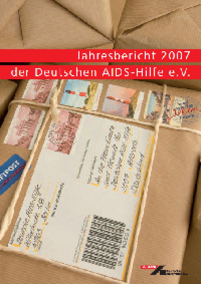 Jahresbericht 2007 Vorschau