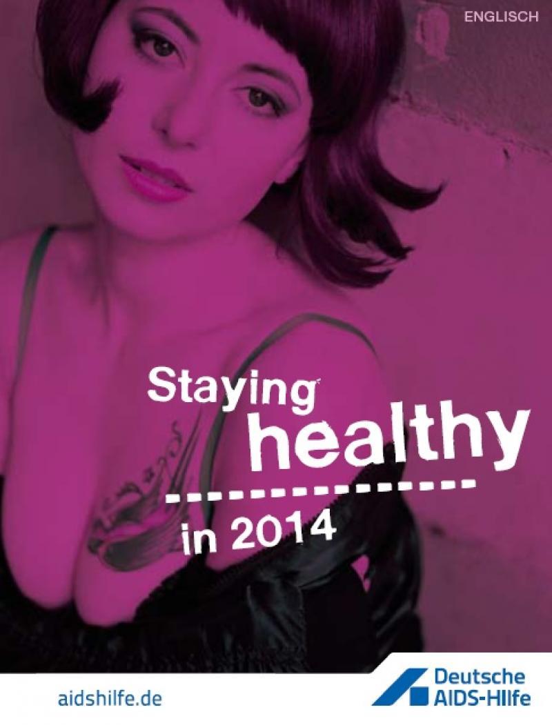 Gesund durchs Jahr 2014 (englisch)