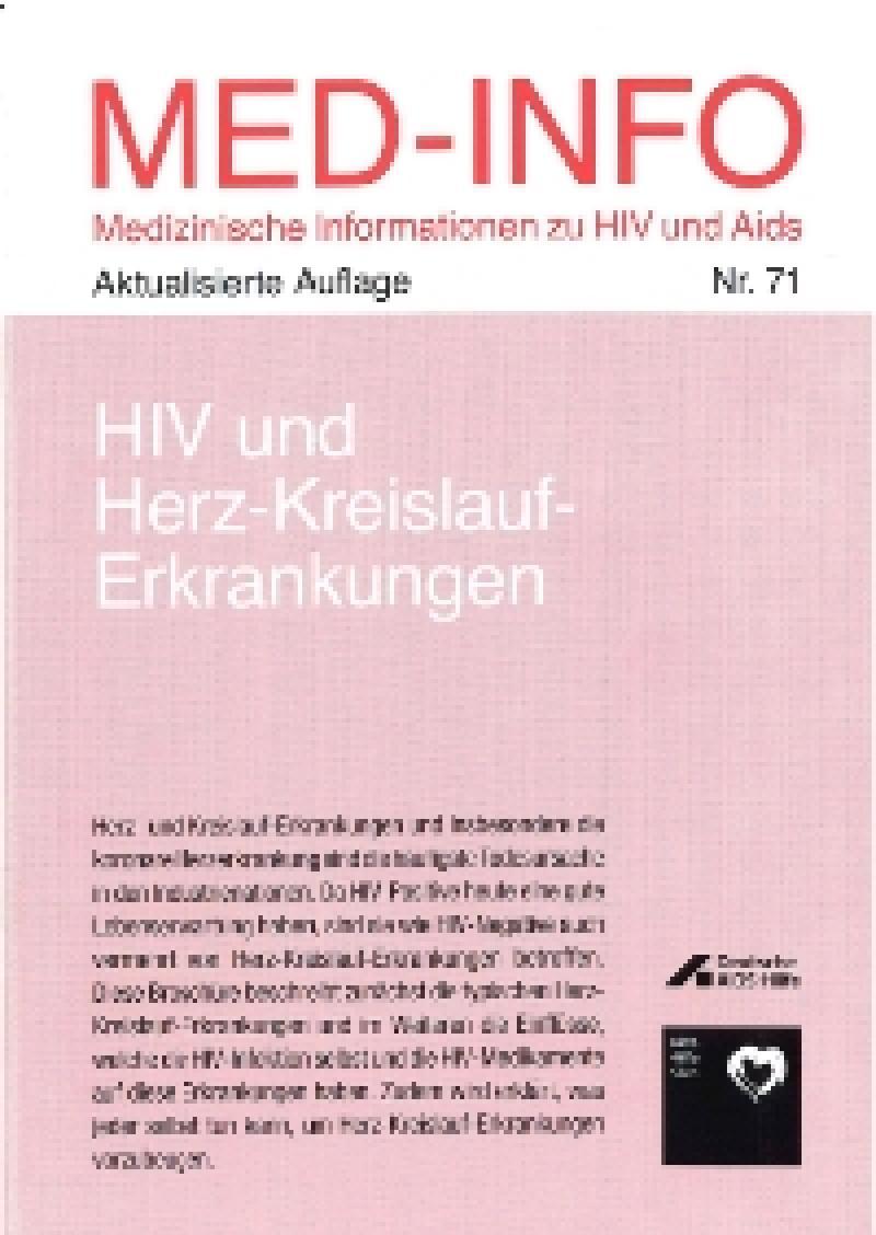 HIV und Herz-Kreislauf-Erkrankungen