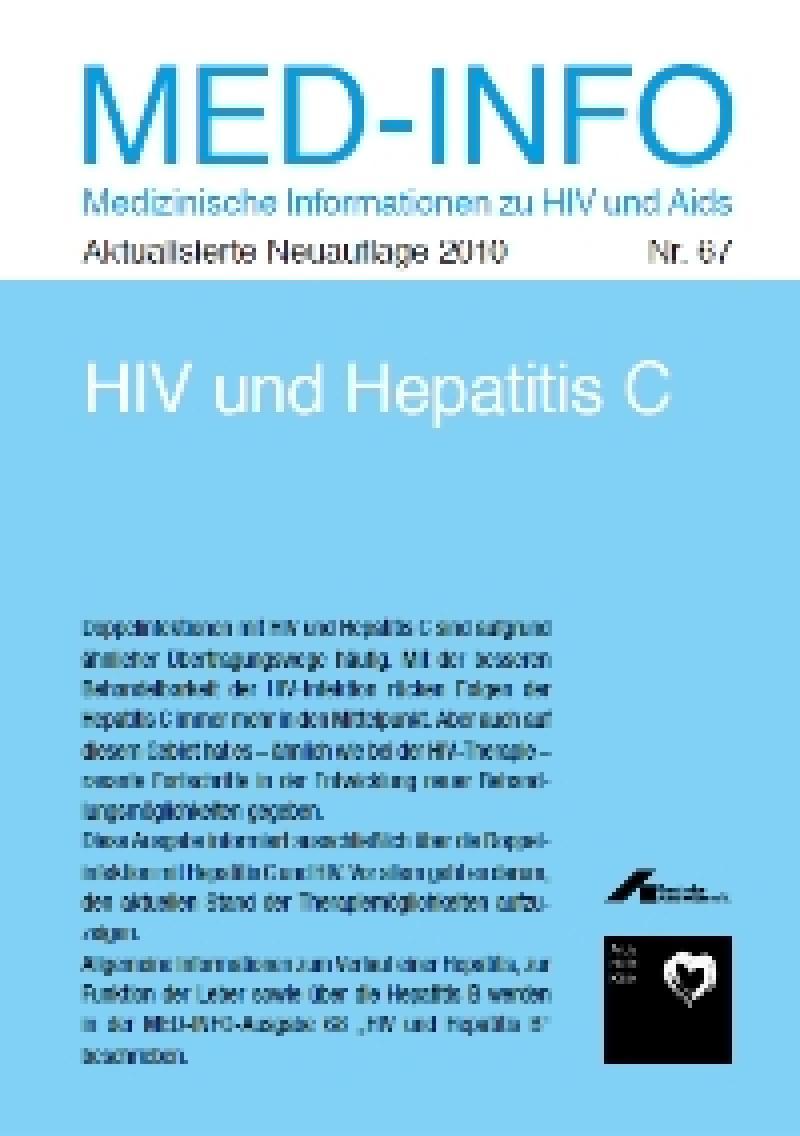 Med-Info HIV und Hepatitis C
