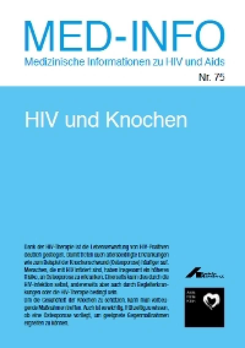 Med-Info HIV und Knochen