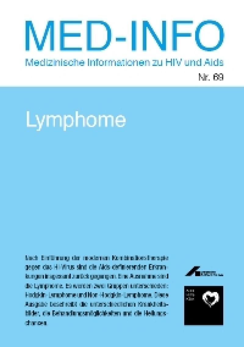 Med-Info Nr. 69 Lymphome