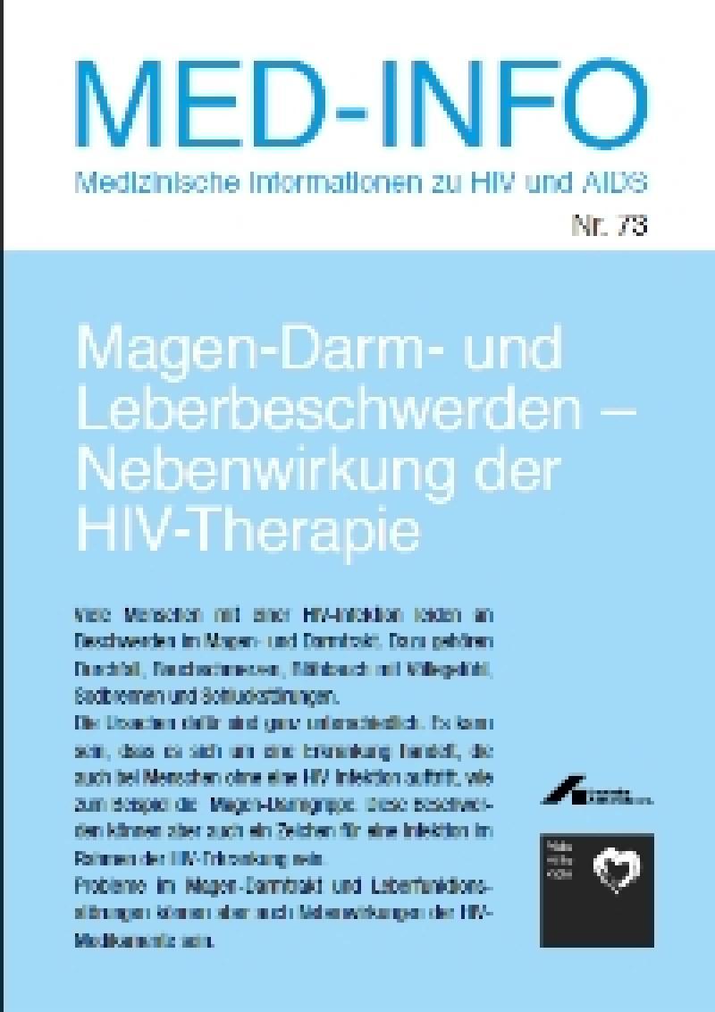 Med-Info Magen-Darm- und Leberbeschwerden