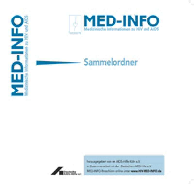 Sammelordner Med-Info