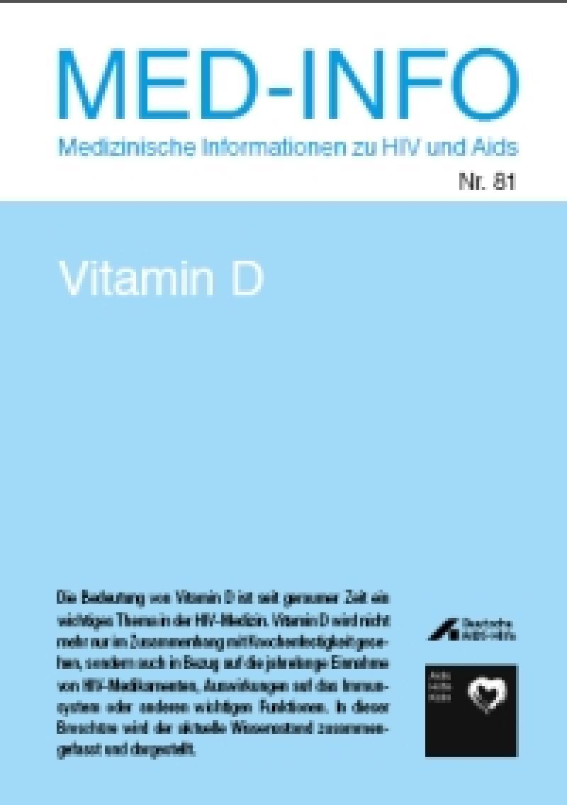 Med-Info Nr. 81 Vitamin D