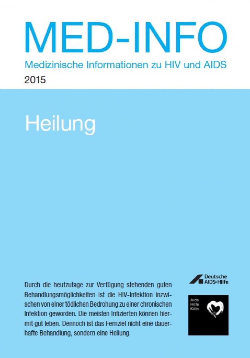 Med-Info Nr. 82 - Heilung