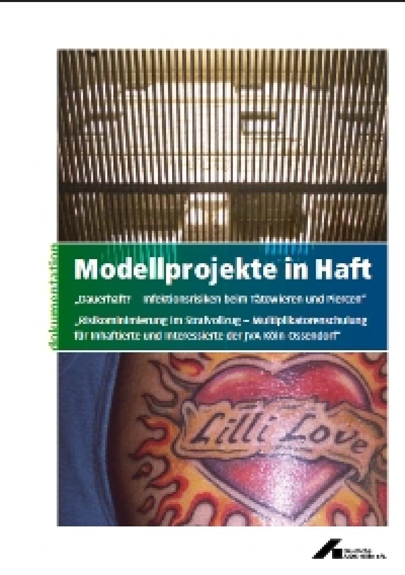 Modellprojekte in Haft