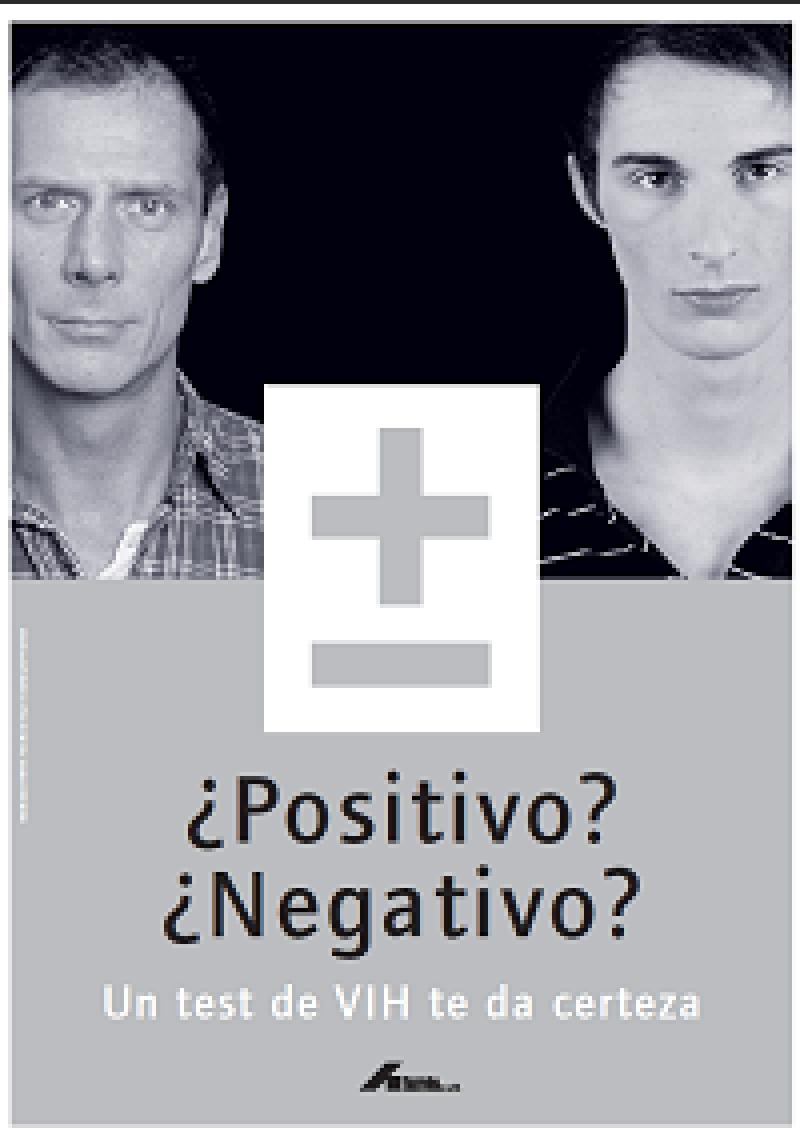 Positiv? Negativ? Weißt Du's? (spanisch) 2008