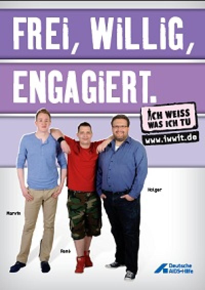 Frei, Willig, Engagiert