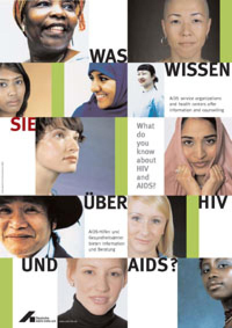 Was wissen sie über HIV und AIDS?