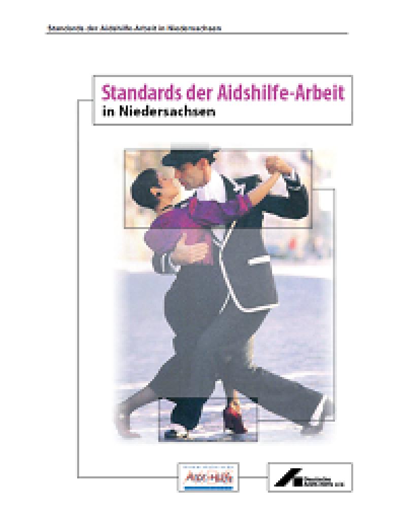 Standards der Aidshilfe-Arbeit in Niedersachsen Vorschau