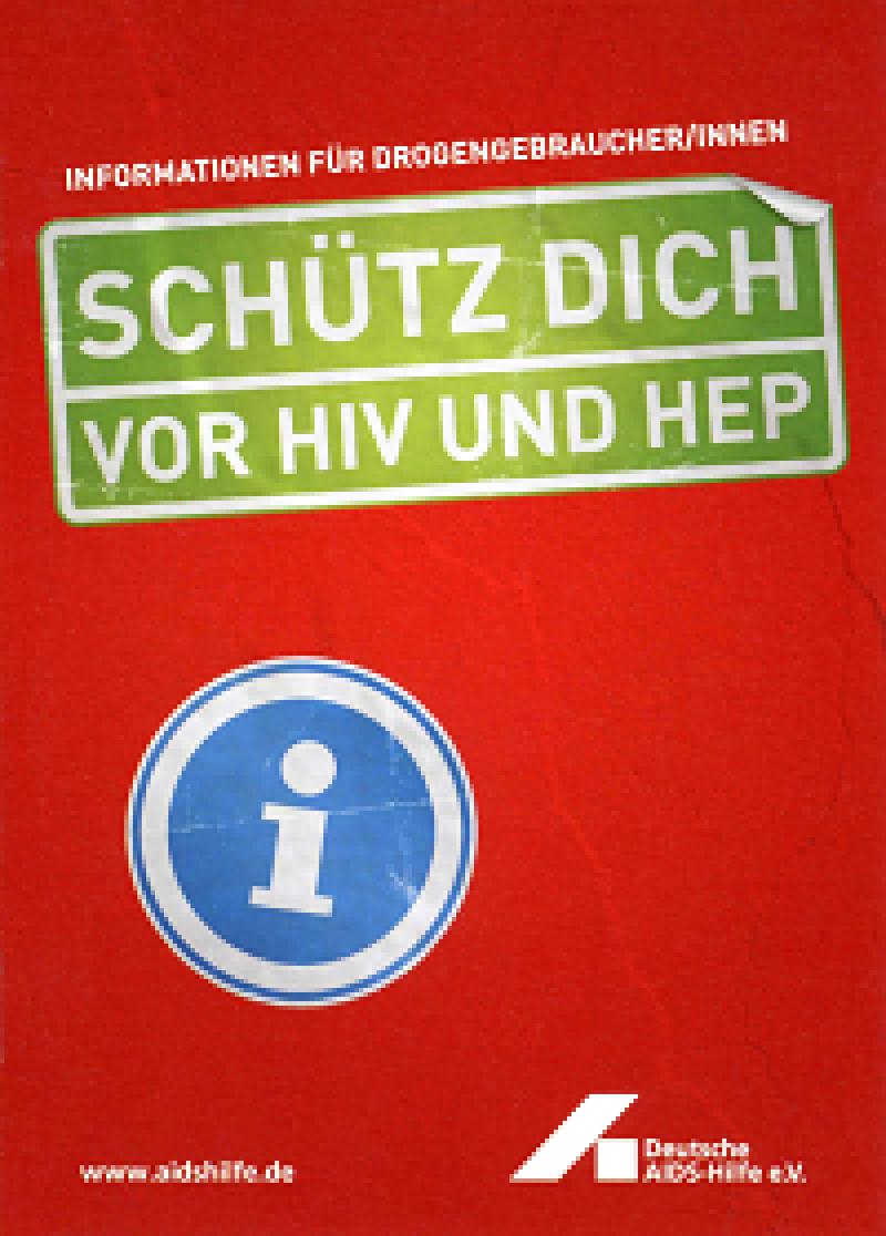 Schütz dich vor HIV und HEP 2006