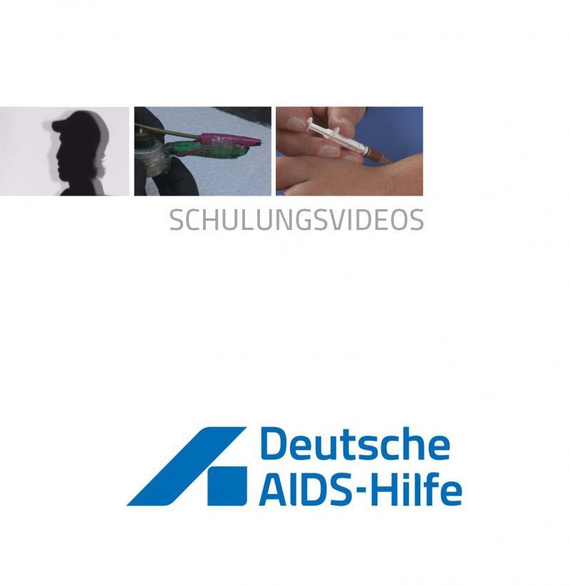 Schulungsvideos zu Safer Use, Substitution und Sexualität sowie Tätowieren und P