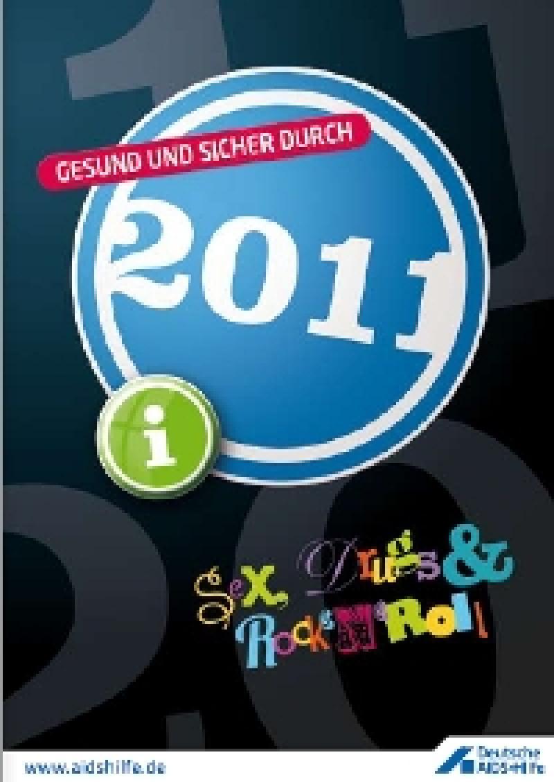 Taschenkalender Gesund und Sicher durch 2011