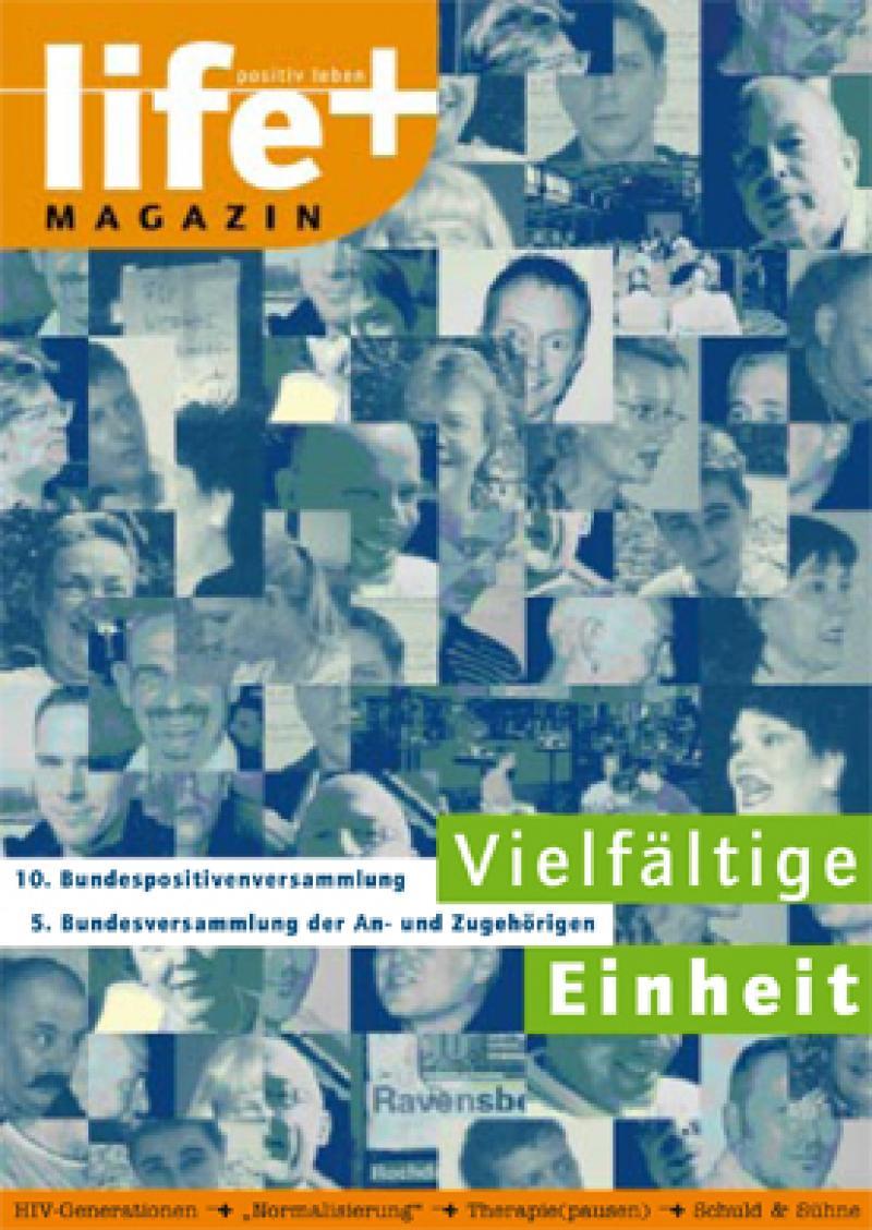 Life+ Magazin 2002