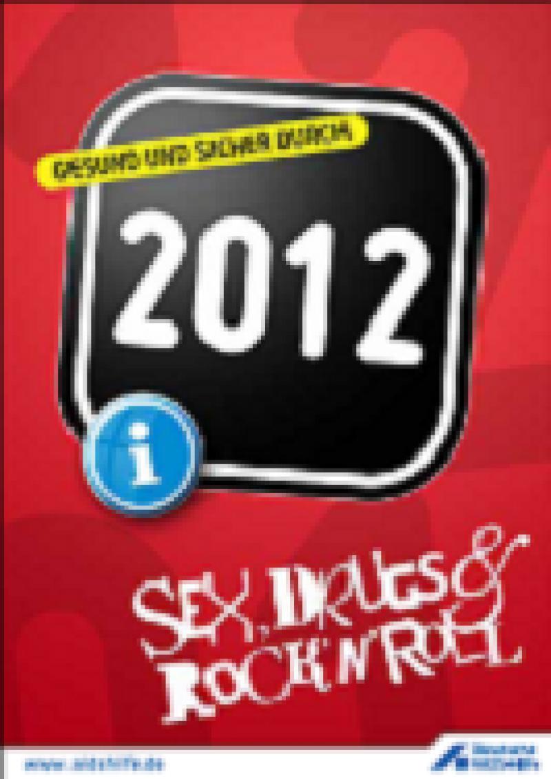 Cover  Gesund und sicher durch 2012