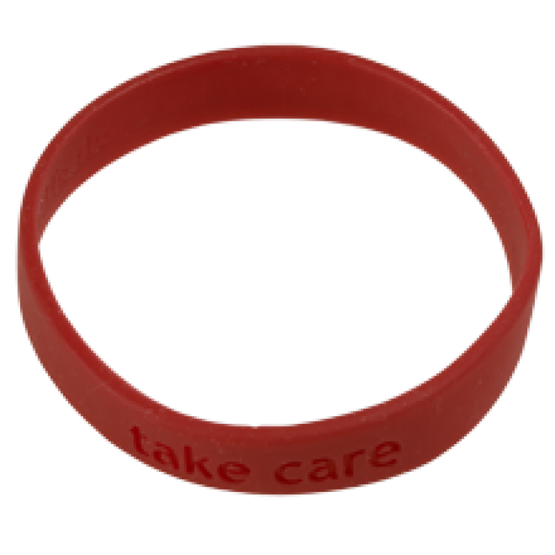 Motivationsband zum Welt-Aids-Tag