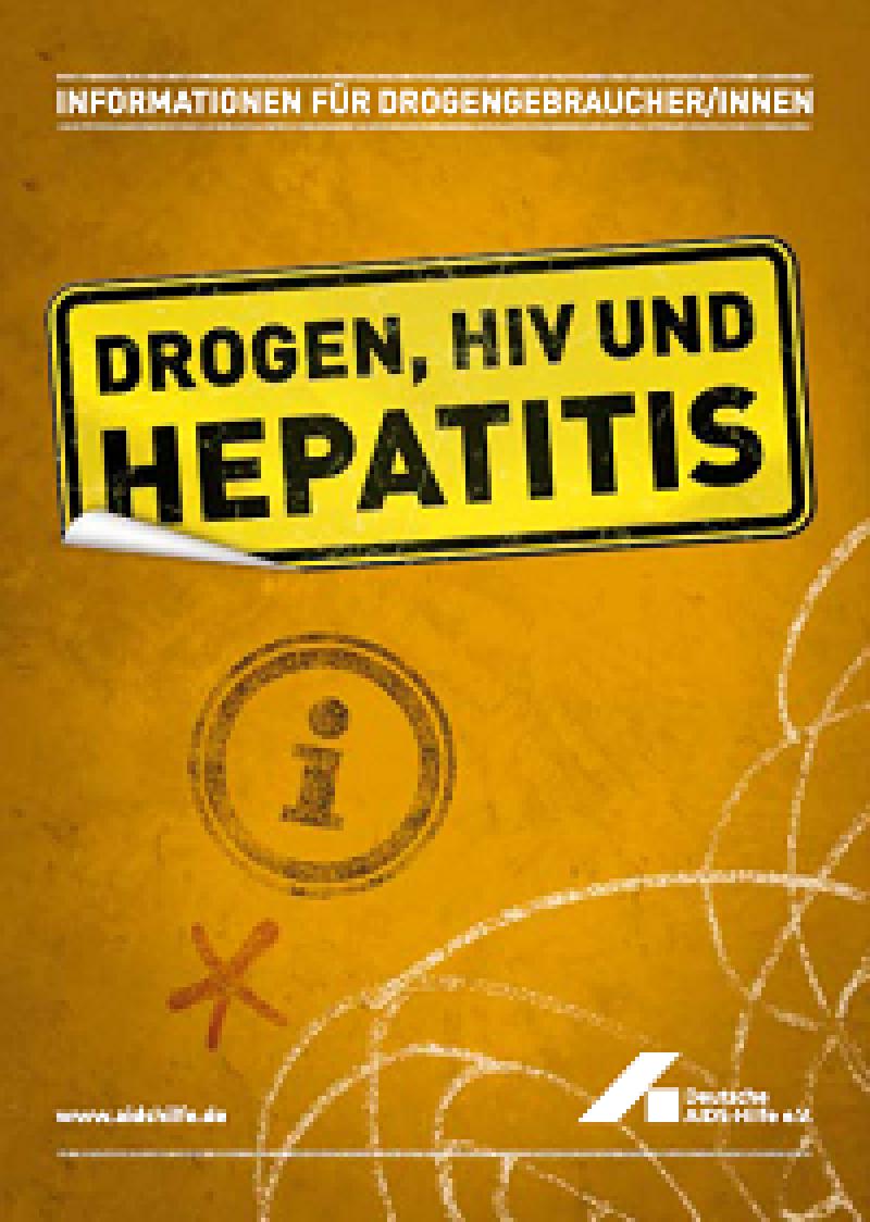 Drogen, HIV und Hepatitis 2007
