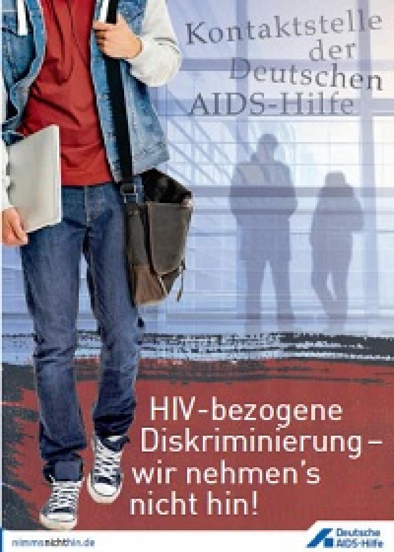 Kontaktstelle HIV bezogene Diskriminierung