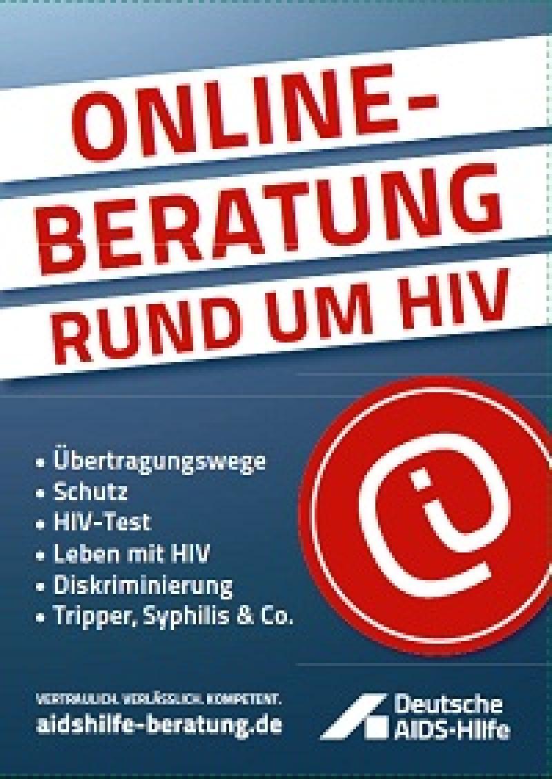 Online-Beratung rund um HIV