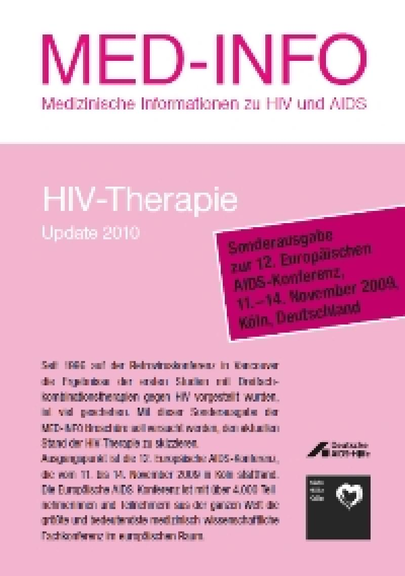 Med-Info HIV-Therapie - update 2010