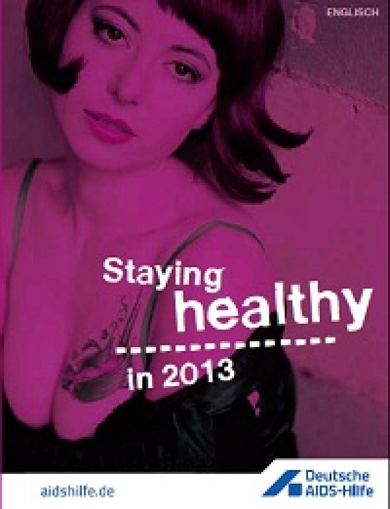 Gesund durchs Jahr 2013 englisch