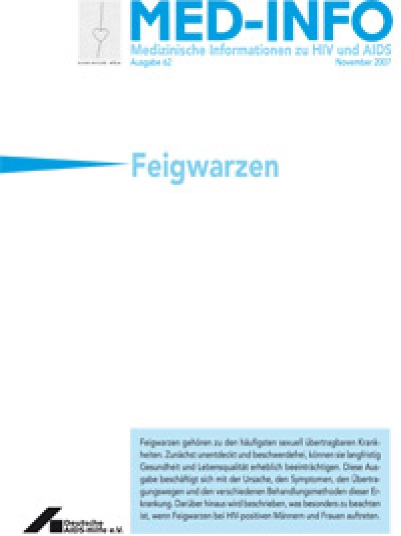 Med-Info Nr. 62 Feigwarzen