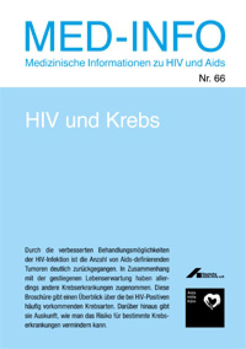 Med-Info Nr. 66 HIV und Krebs