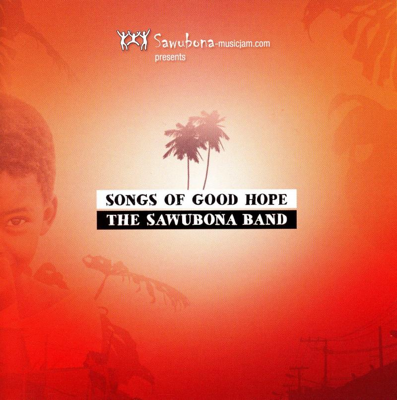 Songs of Good Hope, Vorderseite